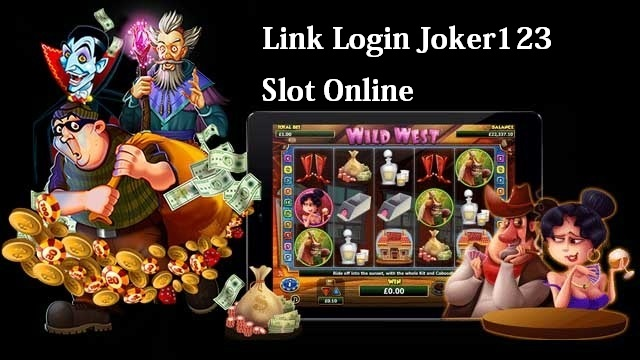 Link Login Joker123 Slot Online